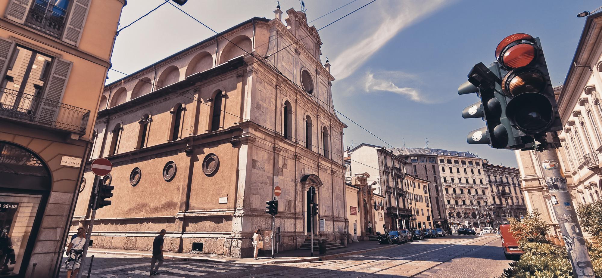 Las 5 iglesias más impactantes de Milán