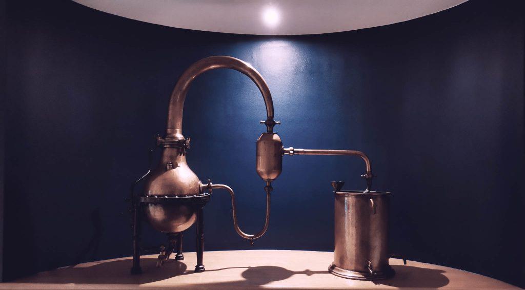Elementos del Museo Branca de Milán