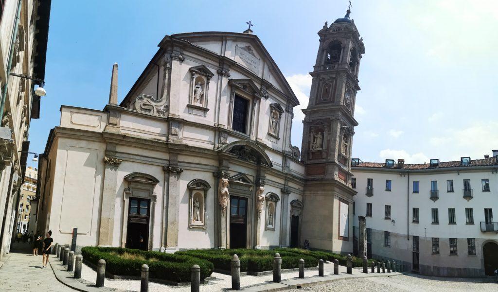 Iglesia de San Stefano, Milán