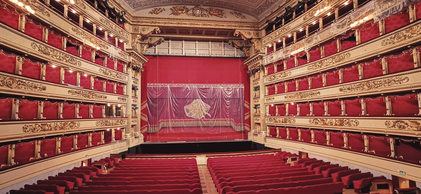 La Scala de Milán: el teatro insignia de la ciudad