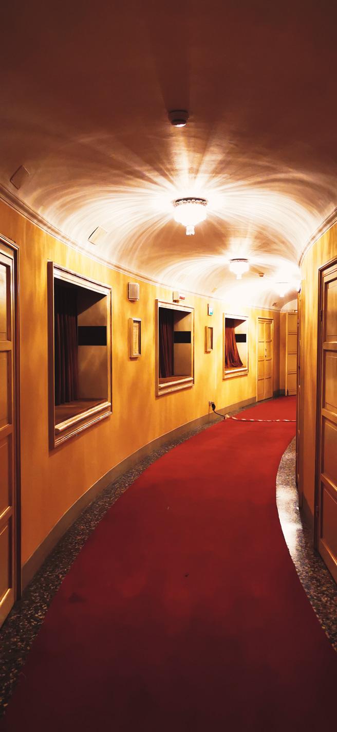 Interior Teatro de la Scala