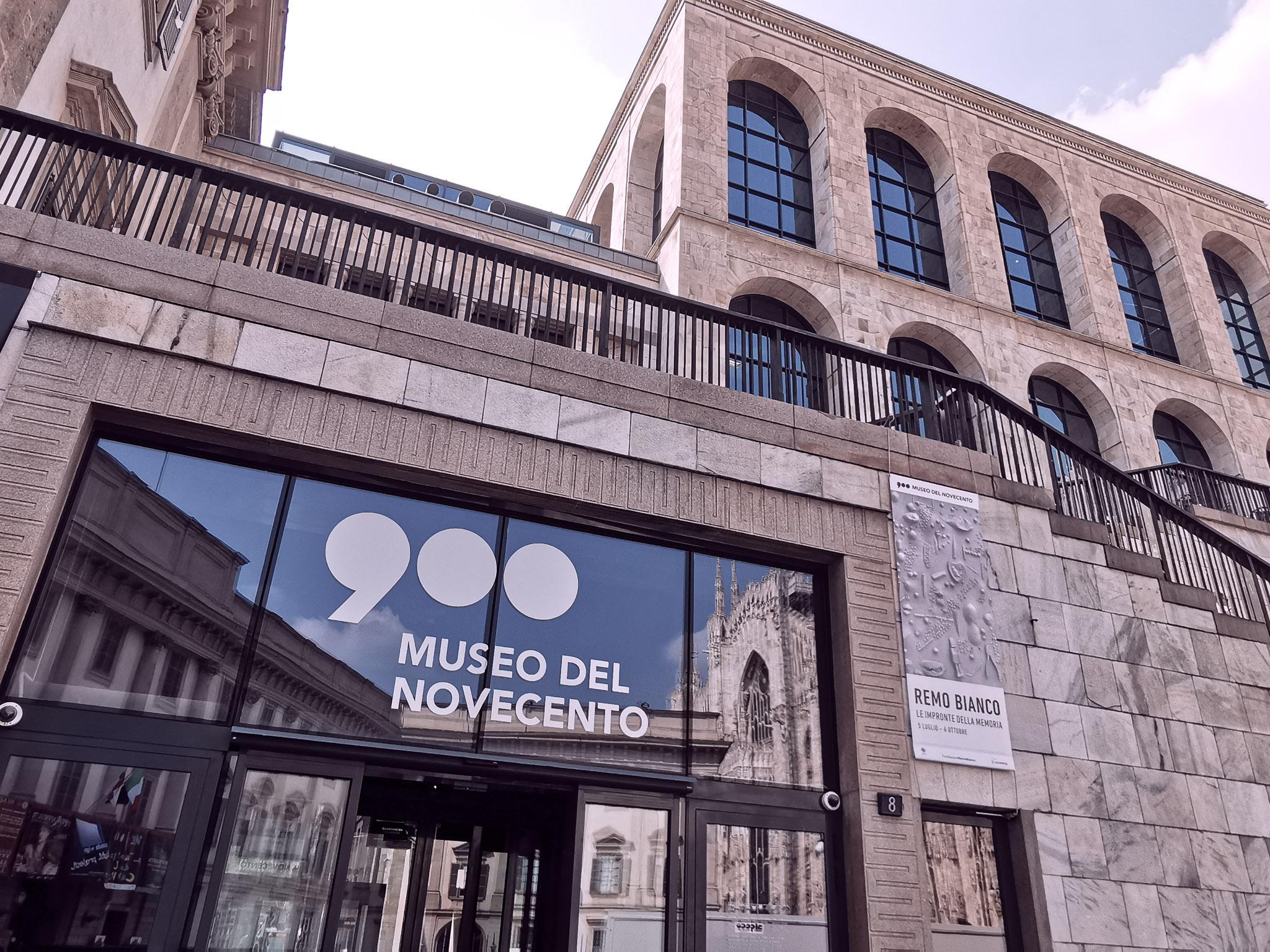 Museo del 900, Milán
