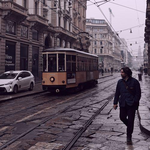 Tram de los años 20