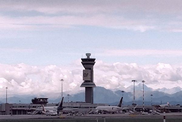 Aeropuerto Malpensa Milán