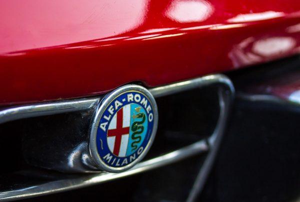 Alfa romeo autos antiguos