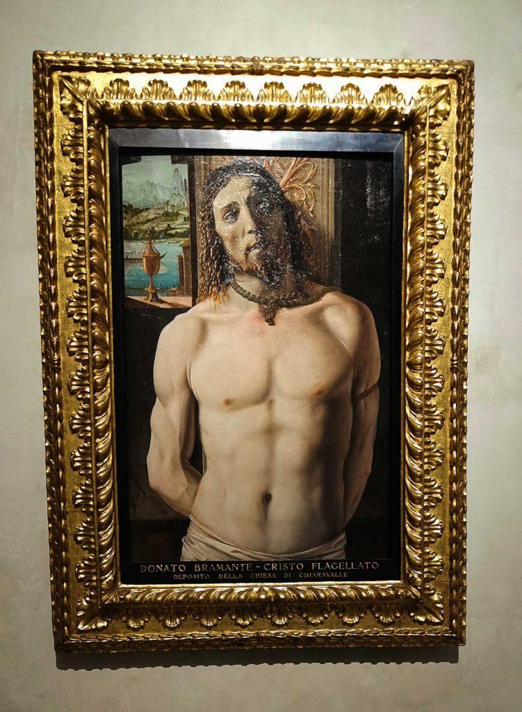 Cristo alla Colonna (di Donato Bramante)