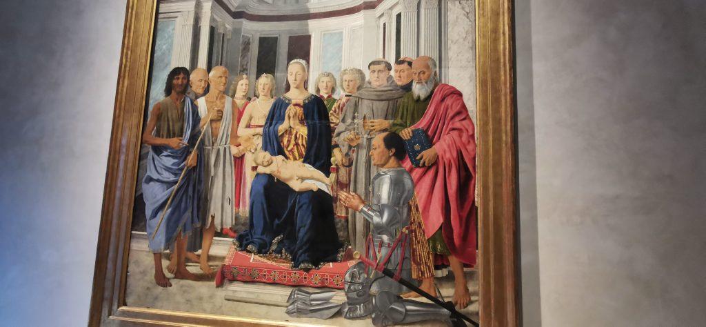 Sacra Conversazione (di Piero Della Francesca)