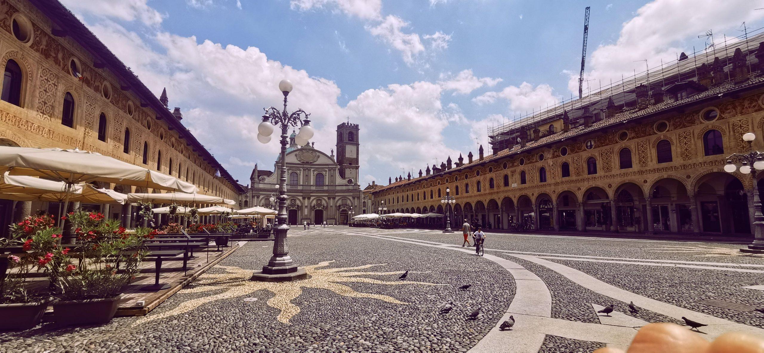 Vigevano: la historia de una ciudad ideal