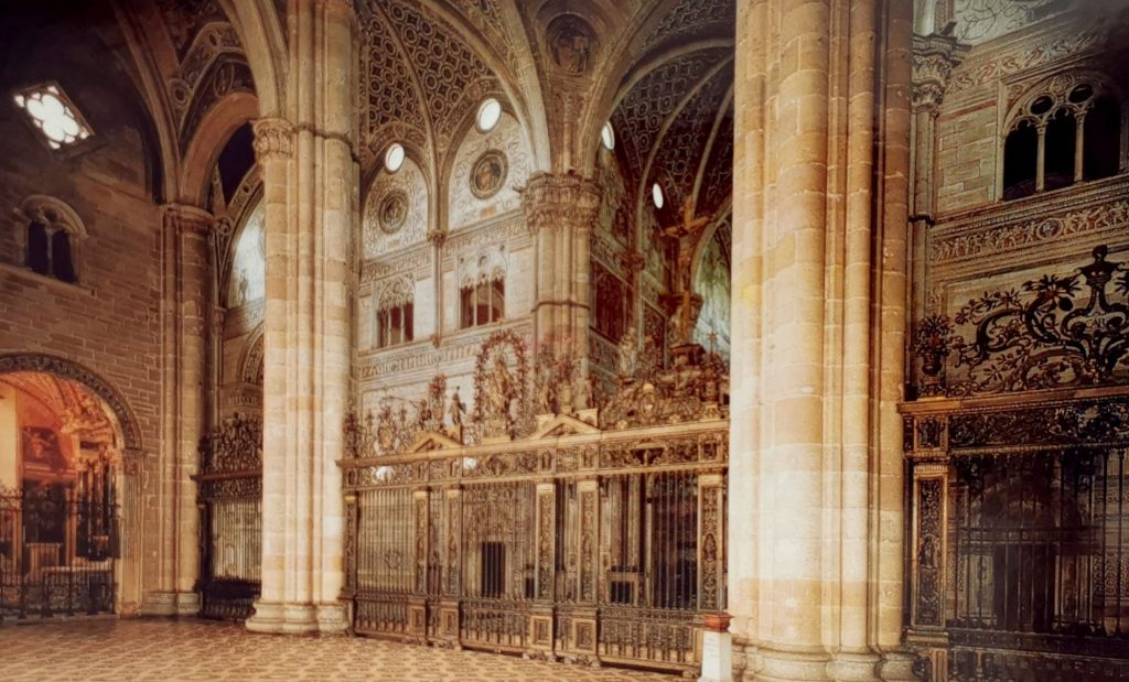 La Certosa de Pavia por dentro