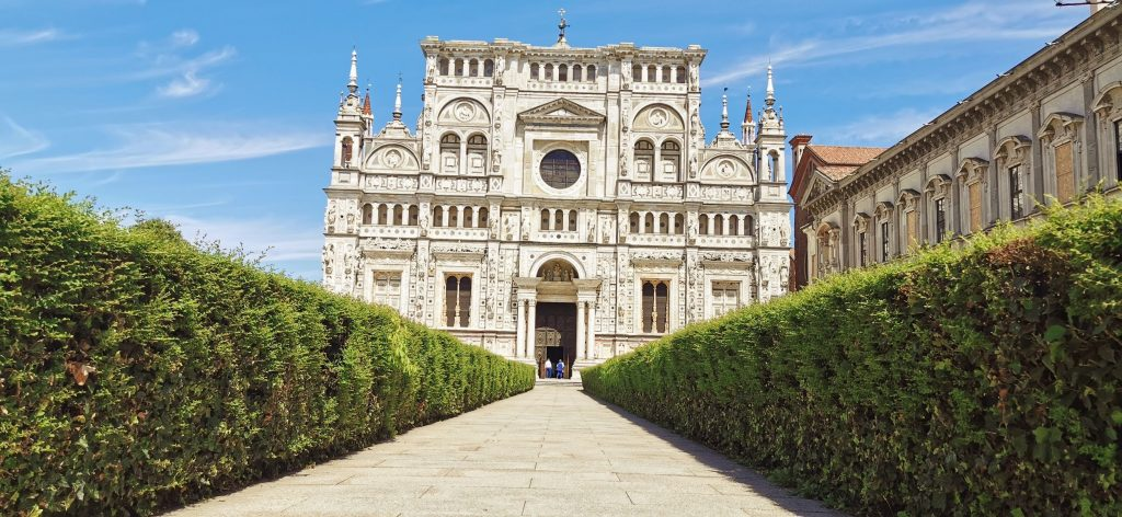 Certosa de Pavia
