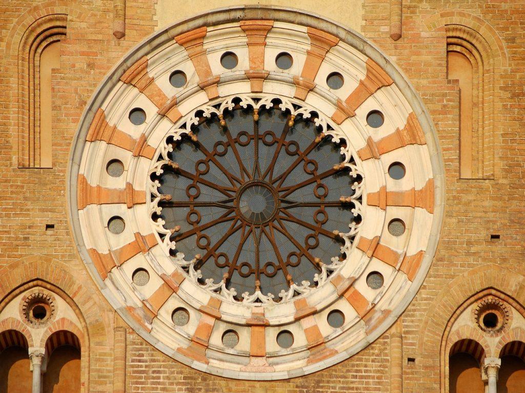 Detalle del Duomo de Lodi