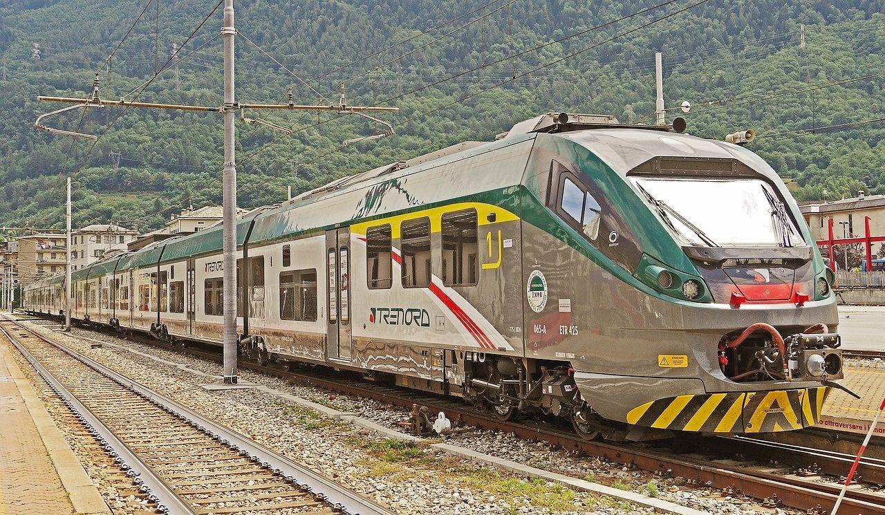 Viajar en Lombardía con un billete integrado