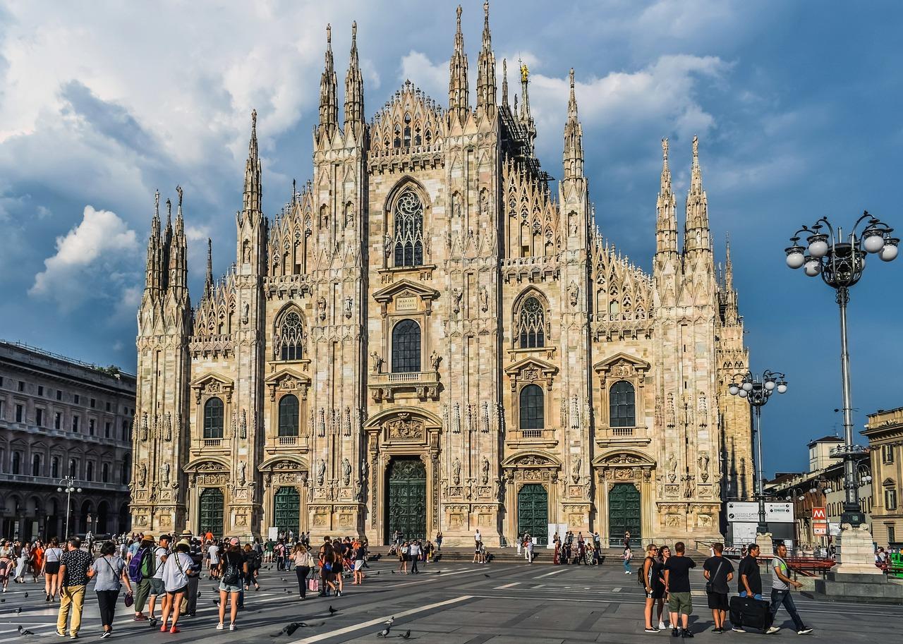 Noche de hotel gratis para quien viaja a Milán