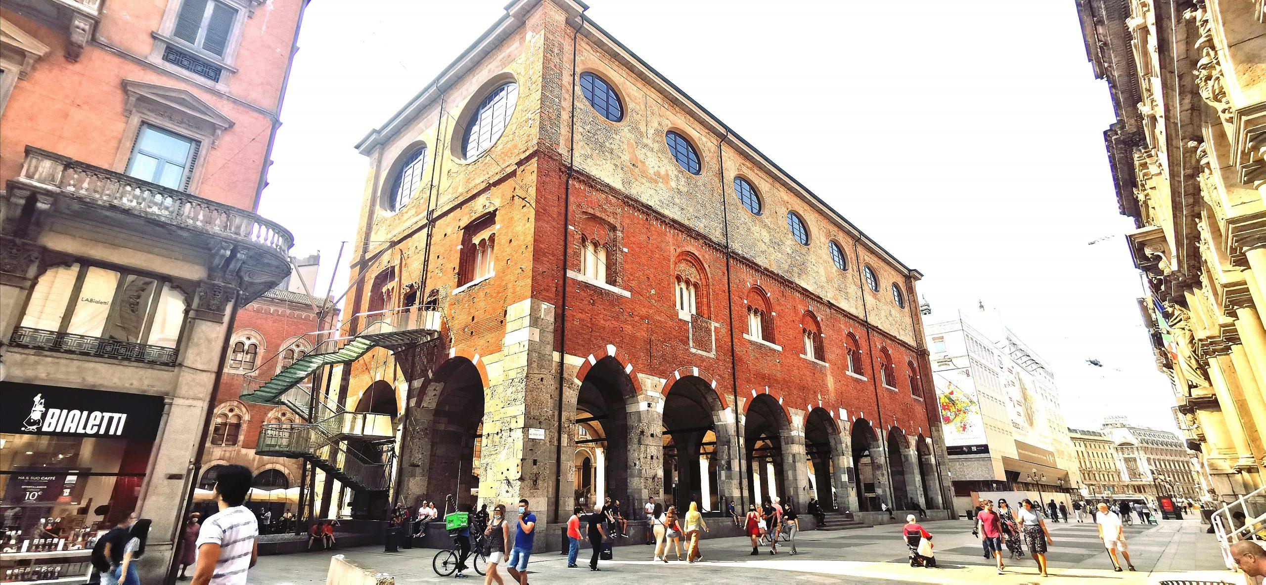 Historias, secretos y leyendas de Piazza dei Mercanti