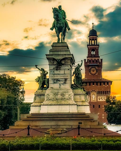 Dónde ver los mejores amaneceres y atardeceres en Milán para dar los buenos días