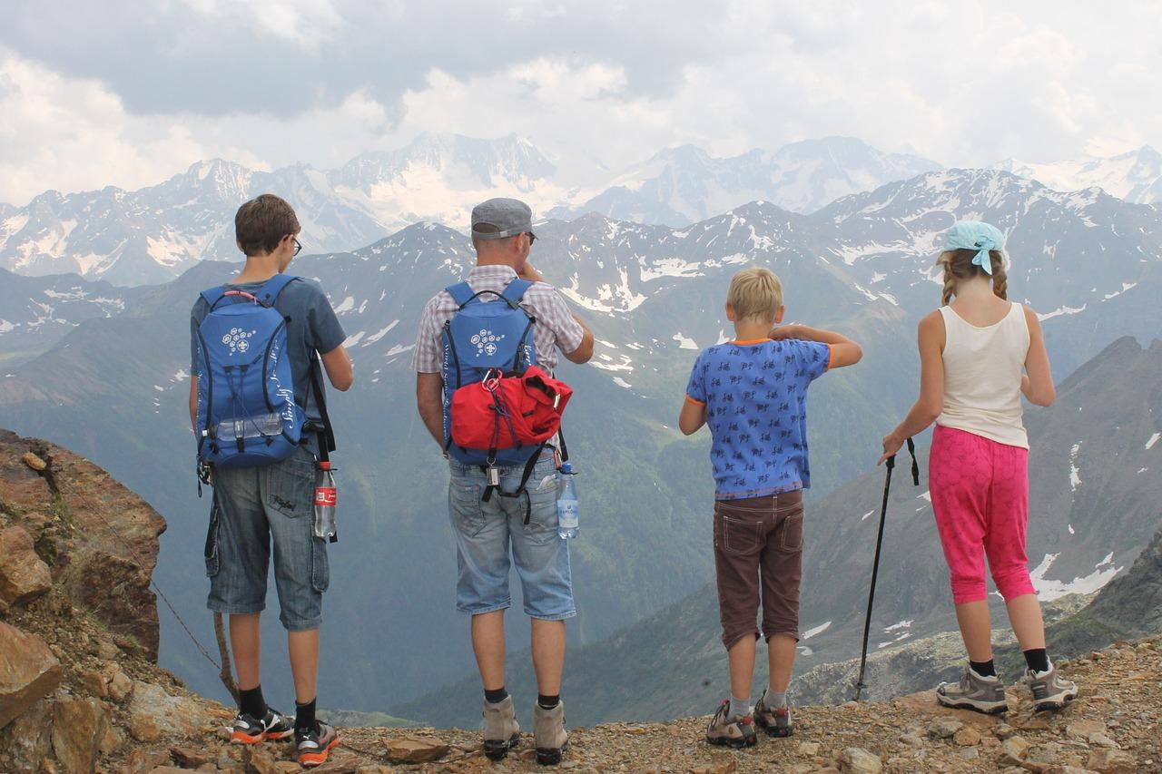 Qué hacer en Dolomitas con niños